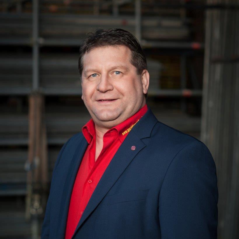 Portrait von Dirk Eckart