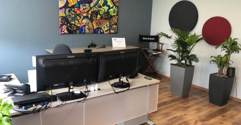 Karrieremeilenstein - mein erstes eigenes Büro